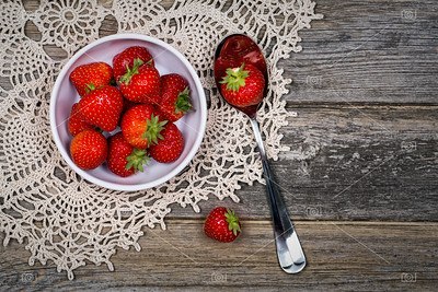 Strawberry vintage