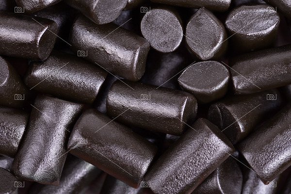 Liquorice background