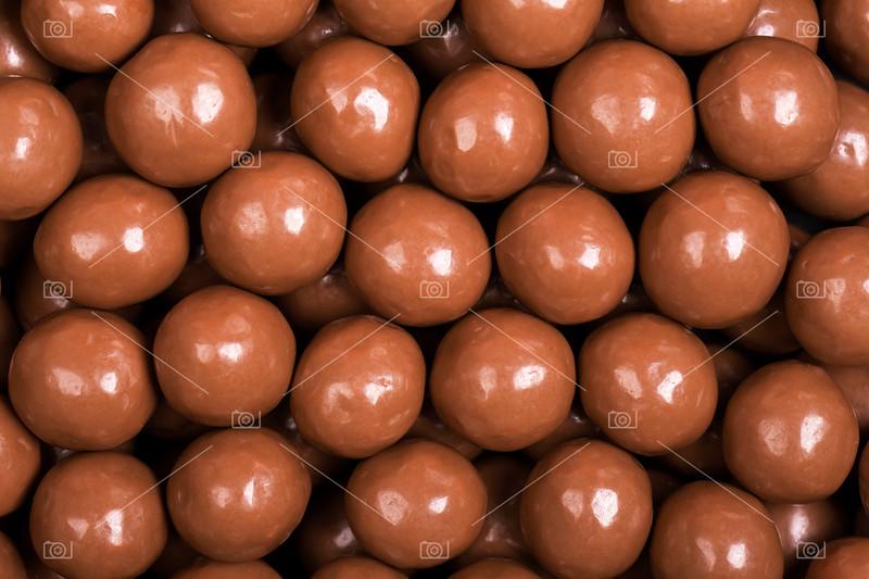 Chocolate sweet background