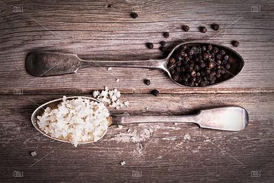 Salt and pepper vintage