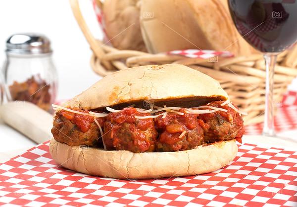 Meatball sub