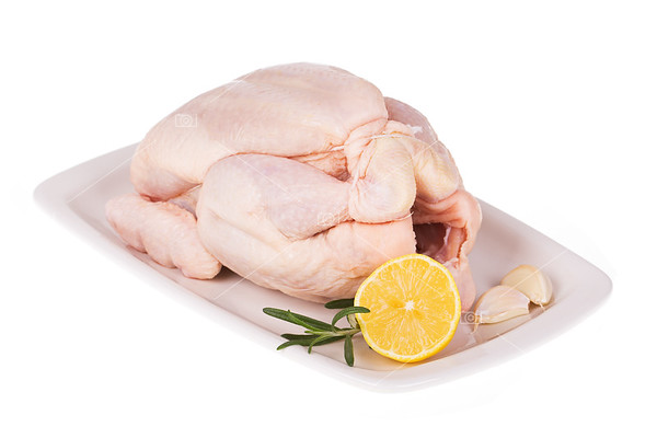 Chicken with lemon and herbs