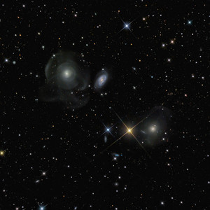 Shell Galaxies (NGC474 and NGC467)
