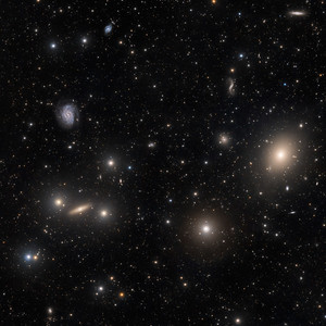 "M49 and the ""Lost Galaxies"""
