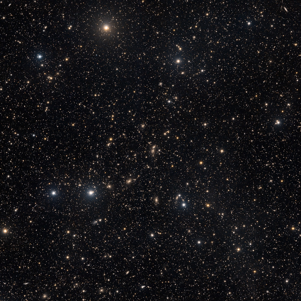 Galaxy Cluster Abell 1736