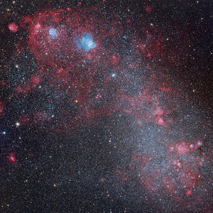 Inside the Small Magellanic Cloud