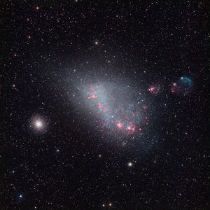 The Small Magellanic Cloud (SMC)
