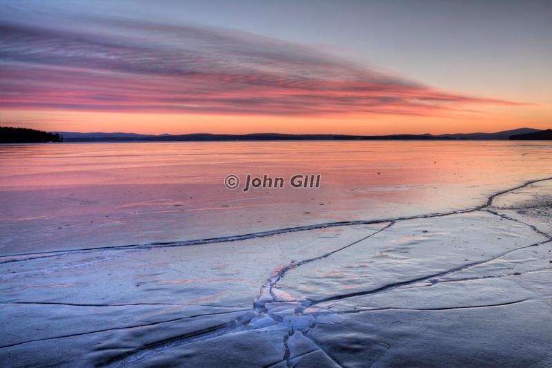 Winnipesaukee Ice
