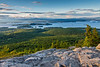 Lake Winnipesaukee From Mt. Major