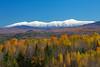 Presidential Range Autumn