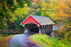 Flume Covered Bridge, Lincoln, NH