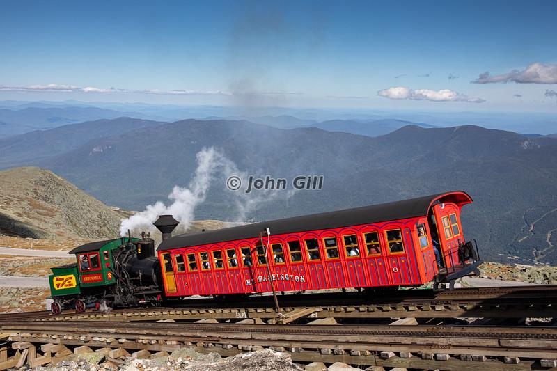 Cog Railway #2538