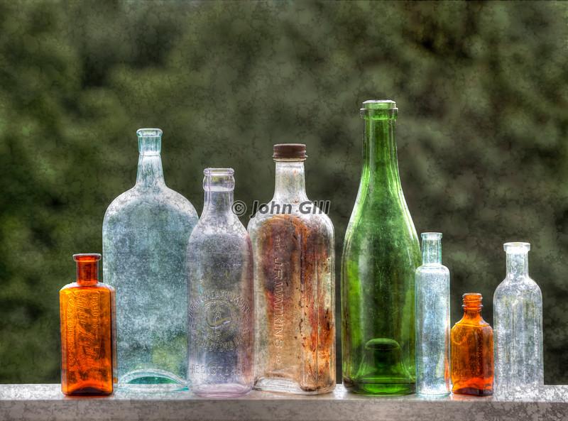 Bygone Bottles