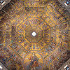 Ceiling Mosaic in Baptistry