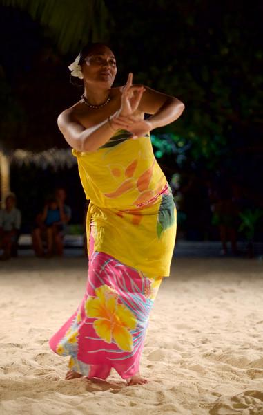 Dancer at Le Ficus