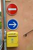 Roussillon street corner