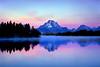 Mt. Moran Dawn