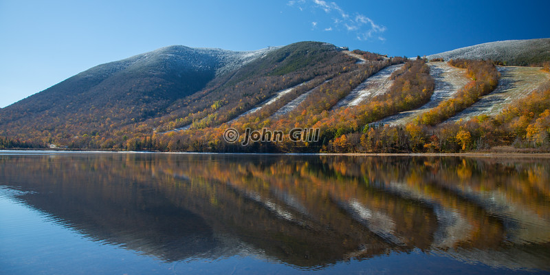 Cannon Mountain Reflection