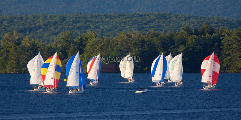 Winnipesaukee Sailing