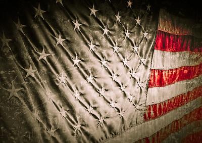 Faded Flag