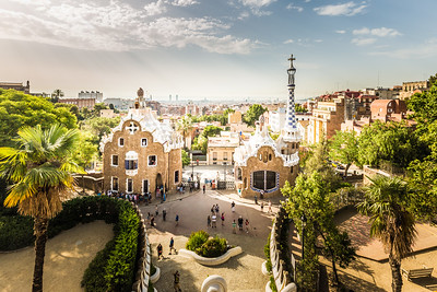 Gaudi's Guell