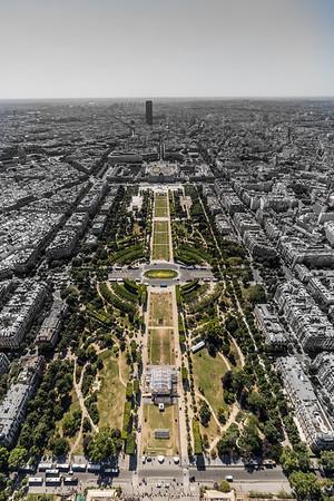 The Geometry of Paris