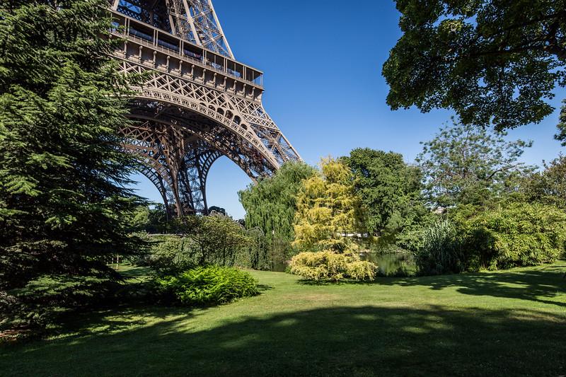 Le Eiffel in Primaries