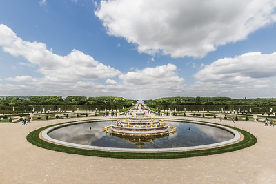 Versaille's Backyard