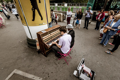 Streetside Duet