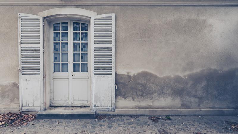 Muted Doorway