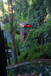 Shadowbrook Tram - Capitola, California