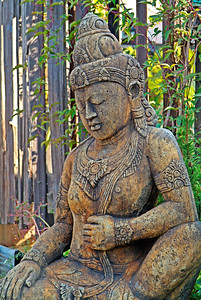 Quan Yin Statue Big Sur, California