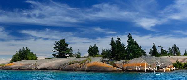 Georgian Bay Island