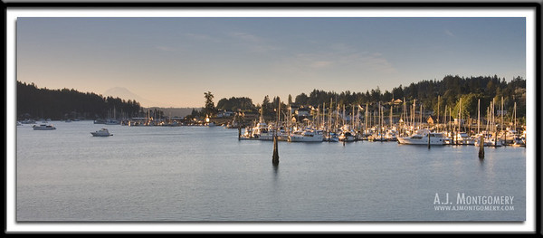 Gig Harbor Sunrise