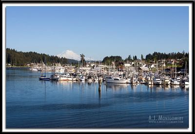 Gig Harbor - Mt. Rainier