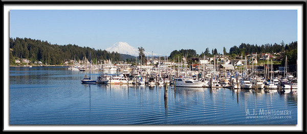 Gig Harbor - Mt. Rainier