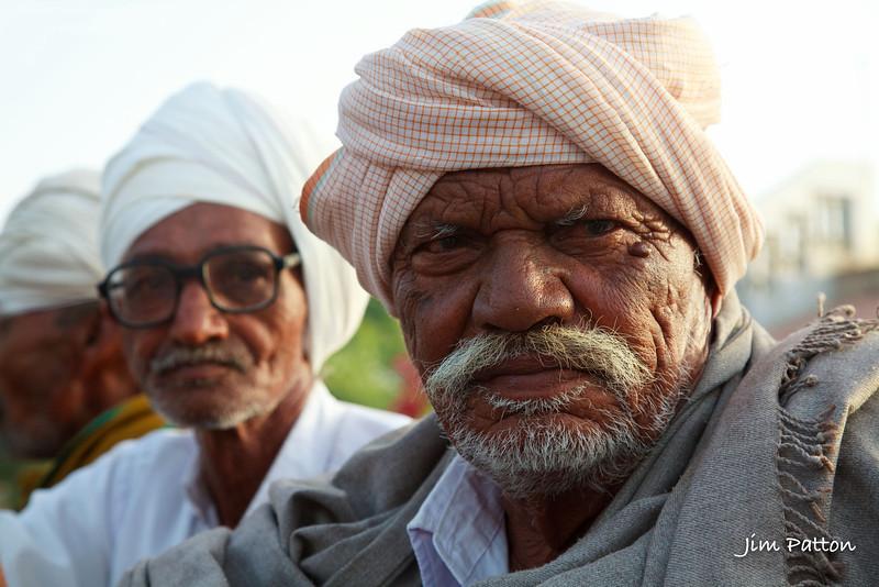 Bharwad Portrait