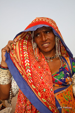 Robari Woman