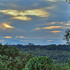 Image processed with Photoshop CS5<br /> <br /> Sunset shot from the Wooden tower near Sacha Lodge, in the jungles of Ecuador, first processed from 5 individual shots and assembled in Phototomatix HDR soft, then finished in CS5.