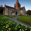 East Meon Church, Hampshire