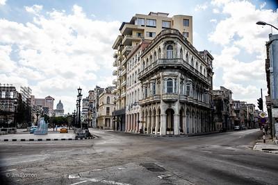 Havana's Flatiron Building