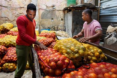 Onion Vendors
