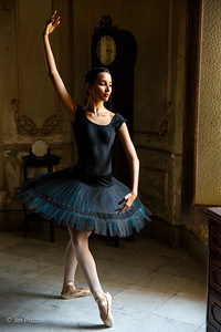 Ballerina in Black