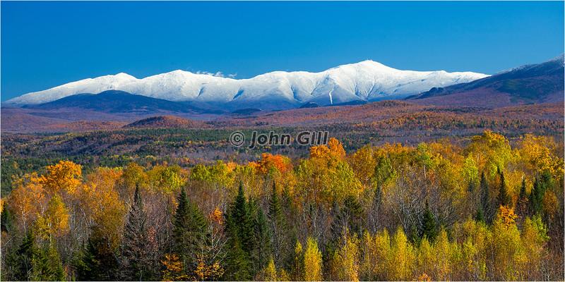 White Mts. in NH - Presidential Range
