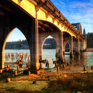 Historic Siuslaw Bridge