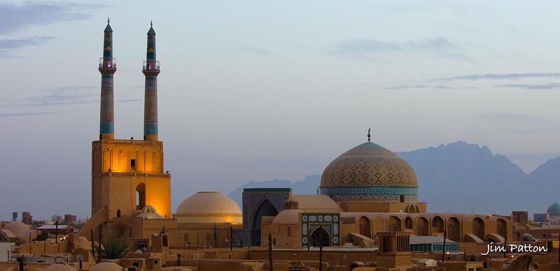 Jameh Mosque and Madraseh-e Kamalieh