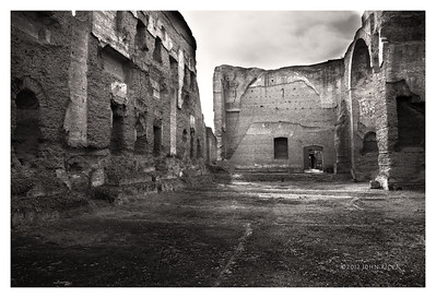 Baths of Caracalla 6, Rome