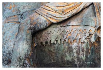 Marcus Aurelius And Horse