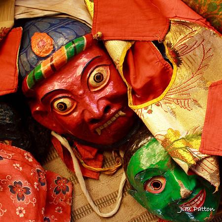 Festival Masks