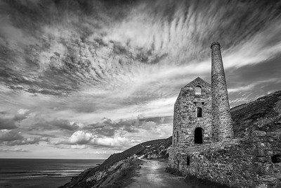 Wheal Coates Engine House